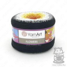 Пряжа Flowers YarnArt, цвет № 259