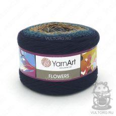 Пряжа Flowers YarnArt, цвет № 263