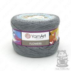 Пряжа Flowers YarnArt, цвет № 268
