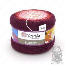 Пряжа Flowers YarnArt, цвет № 269