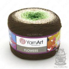 Пряжа Flowers YarnArt, цвет № 272