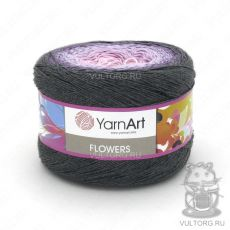 Пряжа Flowers YarnArt, цвет № 276
