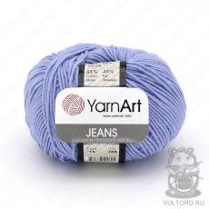 Пряжа Jeans YarnArt, цвет № 15 (Голубой)