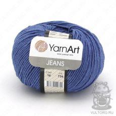 Пряжа Jeans YarnArt, цвет № 16 (Джинс)