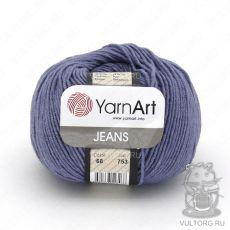 Пряжа YarnArt Jeans, цвет № 68 (Джинс)