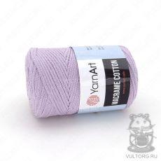 Пряжа Macrame Cotton YarnArt, цвет № 765 (Светлая сирень)