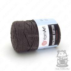 Пряжа Macrame Cotton YarnArt, цвет № 769 (Кофейный)