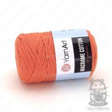 Пряжа Macrame Cotton YarnArt, цвет № 770 (Оранжевый)