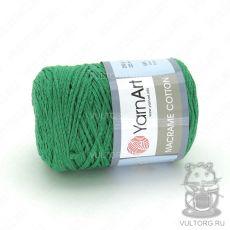 Пряжа Macrame Cotton YarnArt, цвет № 784 (Травяной)