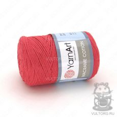 Пряжа Macrame Cotton YarnArt, цвет № 788 (Алый)