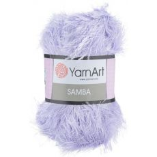 Пряжа Samba YarnArt, цвет № 06 (Сиреневый)