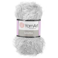 Пряжа Samba YarnArt, цвет № 10 (Серый)