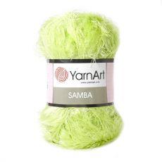 Пряжа YarnArt Samba, цвет № 2036 (Липа)