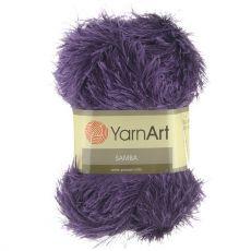 Пряжа YarnArt Samba, цвет № 28 (Слива)
