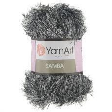 Пряжа Samba YarnArt, цвет № K64 (Чернобурка)