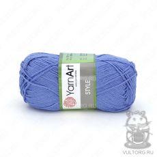 Пряжа Style YarnArt, цвет № 669 (Голубой)