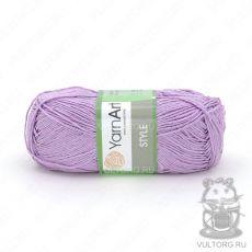 Пряжа Style YarnArt, цвет № 674 (Сиреневый)