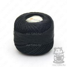 Пряжа Tulip YarnArt, цвет № 400 (Чёрный)