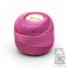 Пряжа Tulip YarnArt, цвет № 419 (Ярко-розовый)