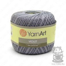 Пряжа YarnArt Violet, цвет № 5326 (Серый)